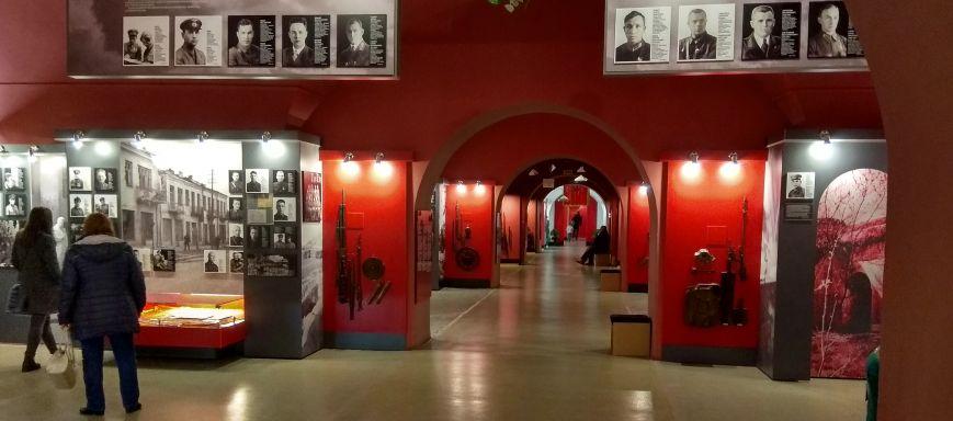 Экспозиционные залы