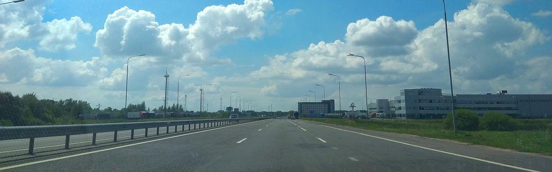 автомобильное путешествие по Беларуси
