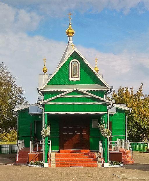 Церковь святого Афанасия — архитектурный памятник 19-20 столетия