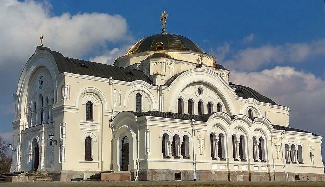Свято-Николаевский гарнизонный собор в Брестской крепости - Религиозный туризм в Беларуси