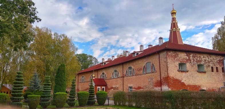 Свято-Рождество-Богородицкий женский монастырь