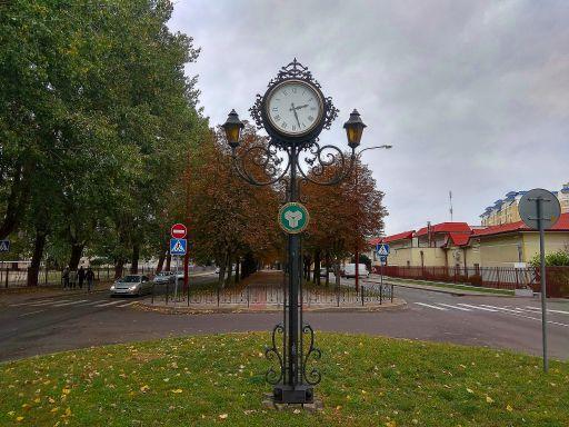 Фонарь Белорусская универсальная торговая биржа