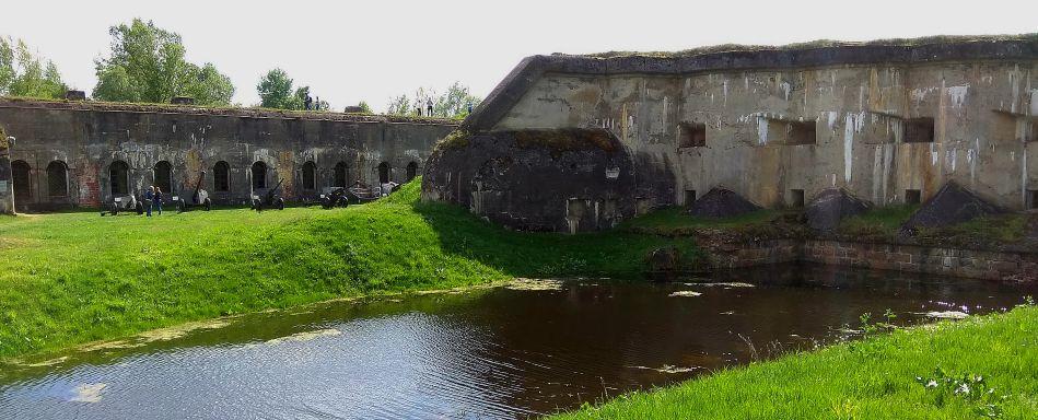 Музей 5-й форт в Бресте