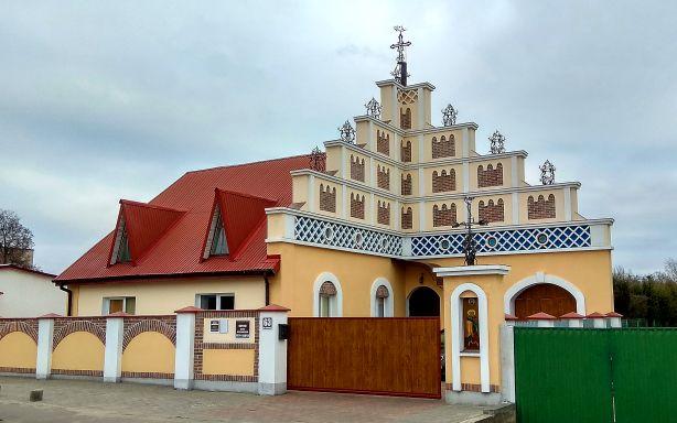 Храм Святых братьев-апостолов Петра и Андрея