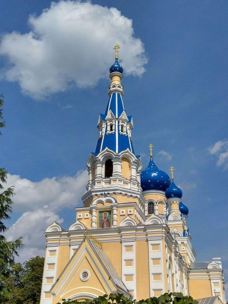 Свято-Николаевская братская церковь