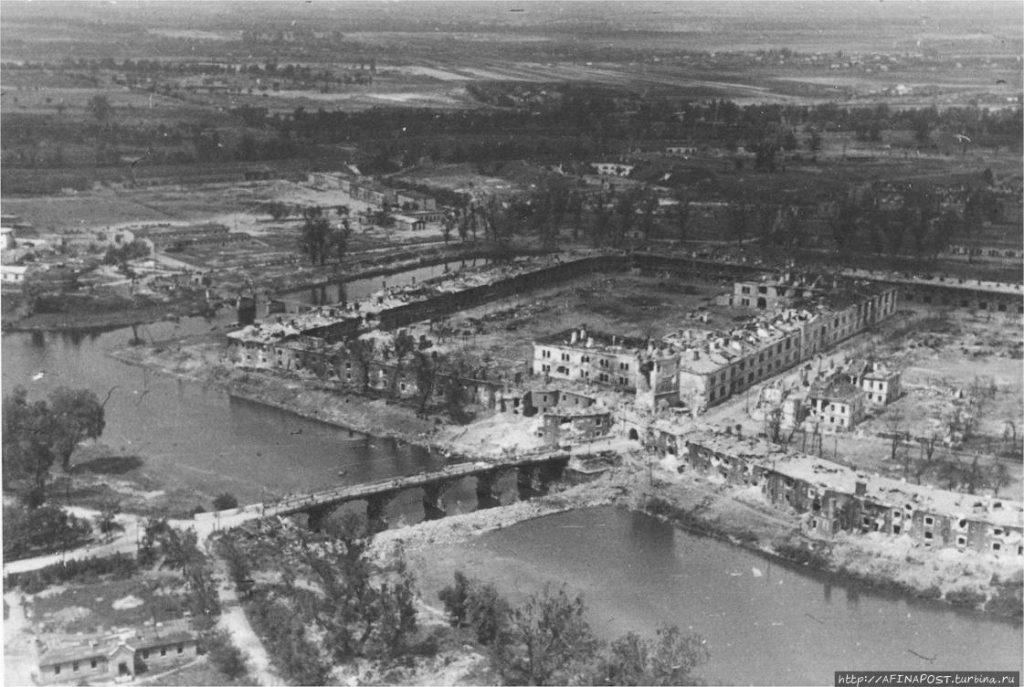 Брестская крепость. Великая Отечественная война