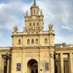 Железнодорожный вокзал в Бресте: первый шаг в древний город
